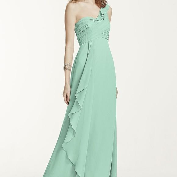 Davids Bridal Dresses Mint Formal Dress Poshmark